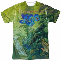Yes Shirt Fly From Here Sublimation Shirt