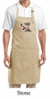 Yoga Apron Yoga Now Wine Later Full Length Apron with Pockets