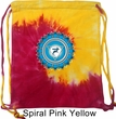 Yoga Bag Blue Vishuddha Tie Dye Bag