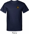 Yoga Gold AUM Patch Pocket Print Mens Tall Shirt