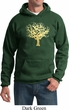 Yoga Gold Foil Tree of Life Hoodie