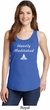 Yoga Heavily Meditated Ladies Tank Top