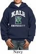 Yoga Kale University Darks Kids Hoodie