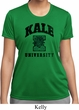Yoga Kale University Lights Ladies Moisture Wicking Shirt