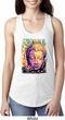 Yoga Psychedelic Buddha Ladies Ideal Tank Top