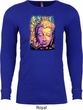 Yoga Psychedelic Buddha Long Sleeve Thermal Shirt