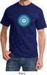 Yoga Shirt Blue Vishuddha Tee T-Shirt