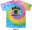 Yoga Shirt Kale University Lights Tie Dye Shirt