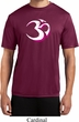 Yoga Urban AUM Mens Moisture Wicking Shirt