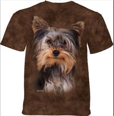 YORKIE Adult Tie Dye T-shirt - CLEARANCE