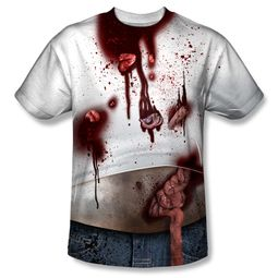 Zombie Slob Sublimation Shirt