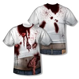 Zombie Slob Sublimation Shirt Front/Back Print
