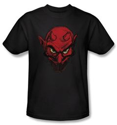 Zombie T-Shirt Sketchy Details Adult Black Tee Shirt