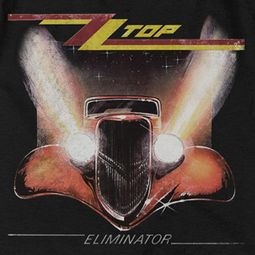 ZZ Top Eliminator Cover Shirts