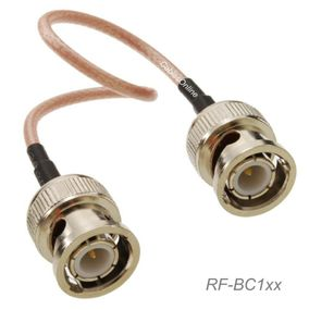 15ft BNC Male to BNC Male RG316 Cable