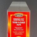 Perfect Fit Sleeves for Top-Load 3x4 from 75-140 Point (Case/2,500)