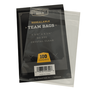 Resealable Team Bags (Case/5,000)