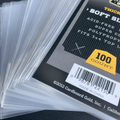 Thick Card Soft Card Sleeves for Thicker Trading Cards  (Case/10,000)