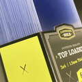 Top-Loader 3x4 for Thick Cards - 1.5mm - 60 Point (Case/1,000)