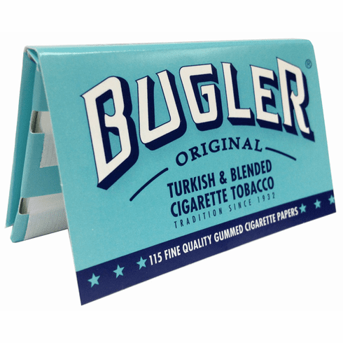 Bugler Single Wide Roll Your Own Cigarette Rolling Papers