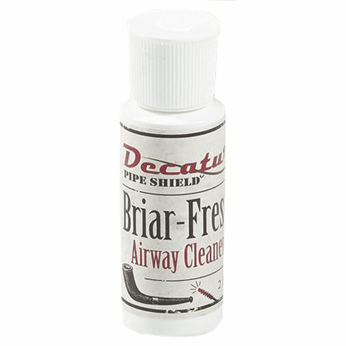 Decatur Pipe Shield Briar Fresh Airway Cleaner Pipe Cleaning