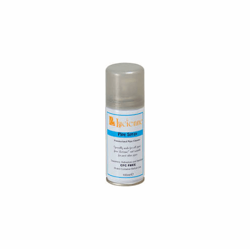 Lucienne 100ml Pressurized CFC Free Pipe Spray Cleaner