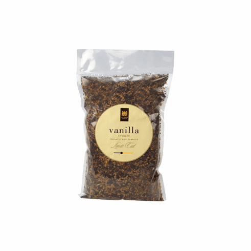 Mac Baren Vanilla Creme Loose Cut Pipe Tobacco - 1 lb Bag