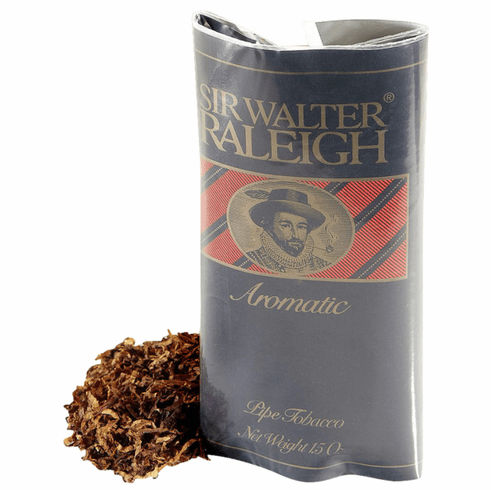 Sir Walter Raleigh Aromatic Pipe Tobacco 1.5 oz Pouch
