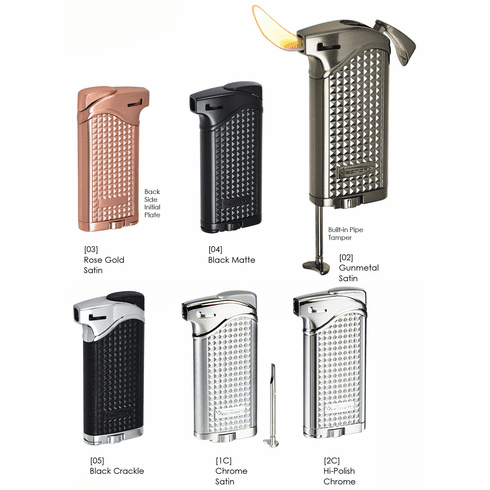Vector Maximus Soft Flame Pipe Lighter