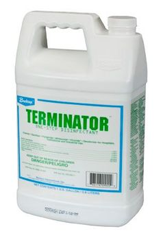 Buckeye Terminator One Step Disinfectant