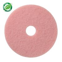 """Facet 20"""" Pink Remover Pads, 5/cs"""
