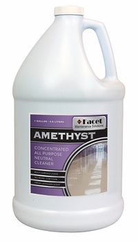 Facet Amethyst Concentrated All Purpose Cleaner, one-gallon
