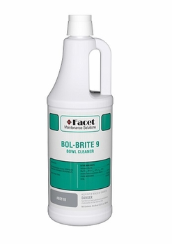 Facet BOL-Brite 9 Bowl Cleaner, one-quart