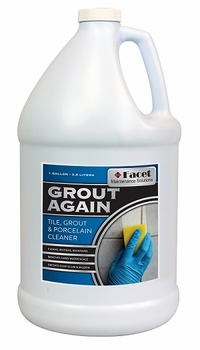 Facet Grout Again Tile & Grout Cleaner, one-gallon