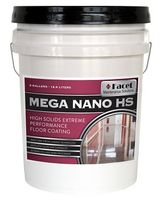 Facet Mega Nano HS High Solids Floor Finish, 5-gallon