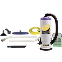 ProTeam 107108 Super QuarterVac® HEPA W/ 107109 Kit