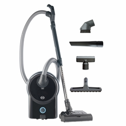 Sebo Airbelt D4 Premium Canister Vacuum with Power Head