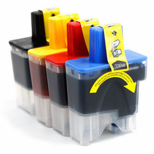 Brother LC41 Ink Cartridges - Set of 4