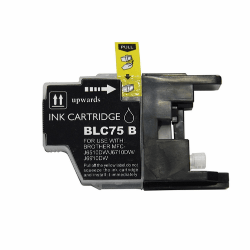 Brother LC75, LC71 Ink Cartridges - Individual Compatible Brand Replacements