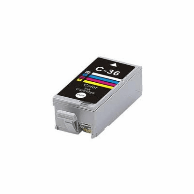 Canon Pixma iP100 ink cartridges - Compatible brand color replacement