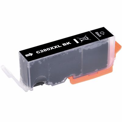 New Compatible Canon Pixma TS6120 TS6220 Individual 280XXL, 281XXL Ink Cartridges Replacement Brand