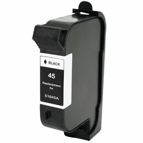 HP 45 Ink Cartridge Compatible 51645A Replacement