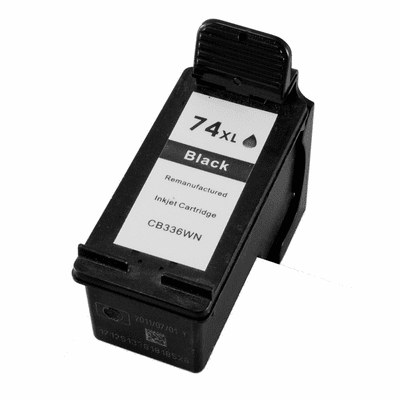 HP 74XL Ink Cartridge - Compatible Replacement