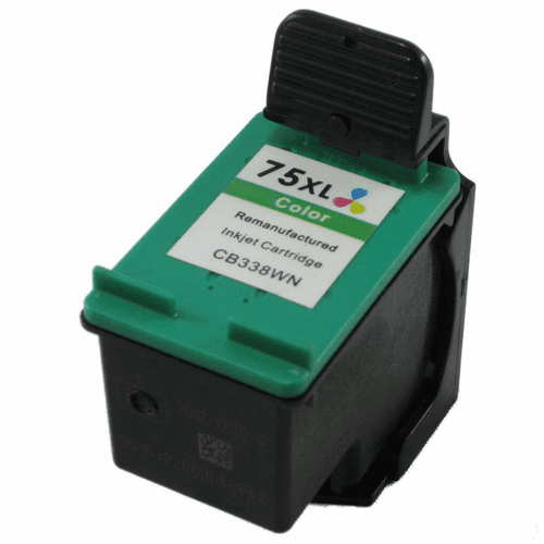 HP 75XL Ink Cartridge - Compatible Replacement