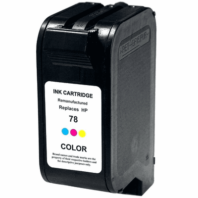 HP 78 78XL 78+ Ink Cartridge Compatible C6578A Replacement