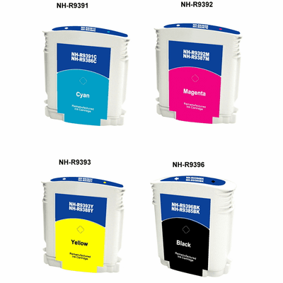 HP 88XL Ink Cartridges - Compatible Replacements