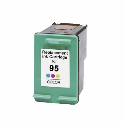 HP 95 Ink Cartridge - Compatible C8766WN Replacement