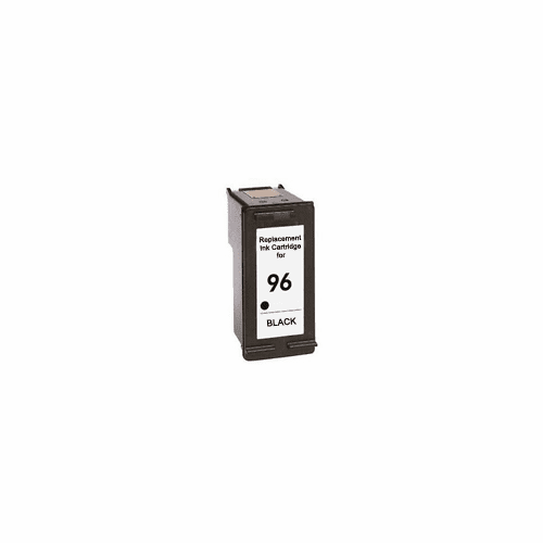 HP 96 Ink Cartridge - Compatible C8767WN Black Replacement