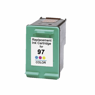 HP 97 Ink Cartridge - Compatible C9363WN Replacement