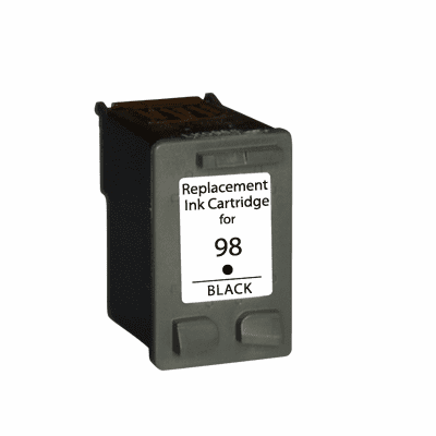 HP 98 Ink Cartridge - Compatible C9364WN Replacement